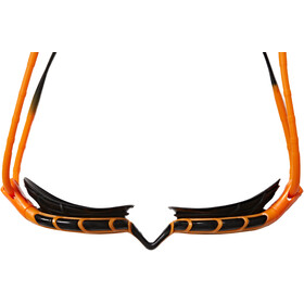 Zoggs Predator Polarized Gogle L, orange/black/smoke